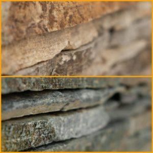 Kámen obklad - pásky