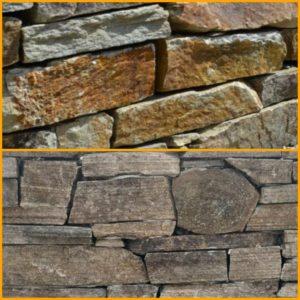Kamenné zídky - Přizdívky