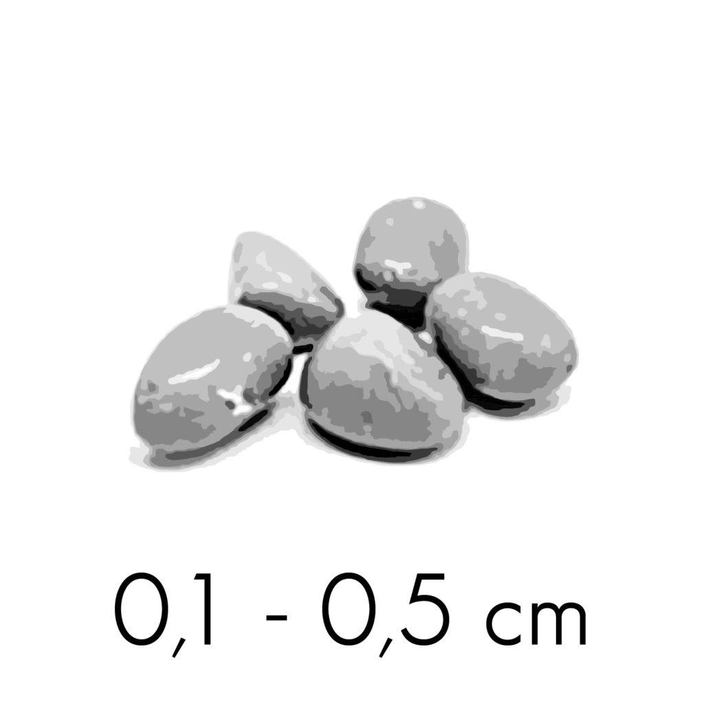 0,1-0,5 cm